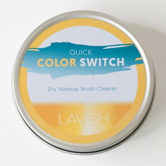 Quick Color Switch Dry Makeup Brush Cleaner Lavish